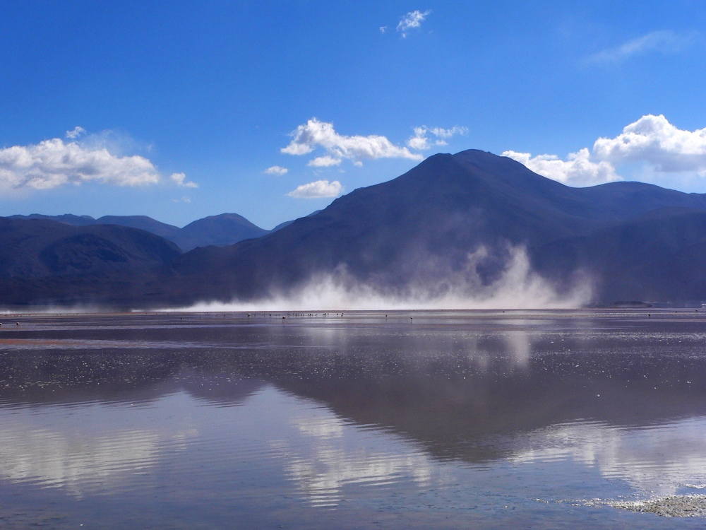 Laguna Colorada Steam