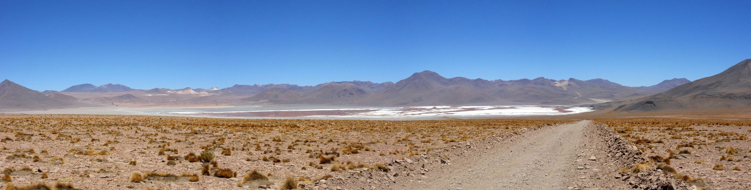 Laguna Colorada Panorama