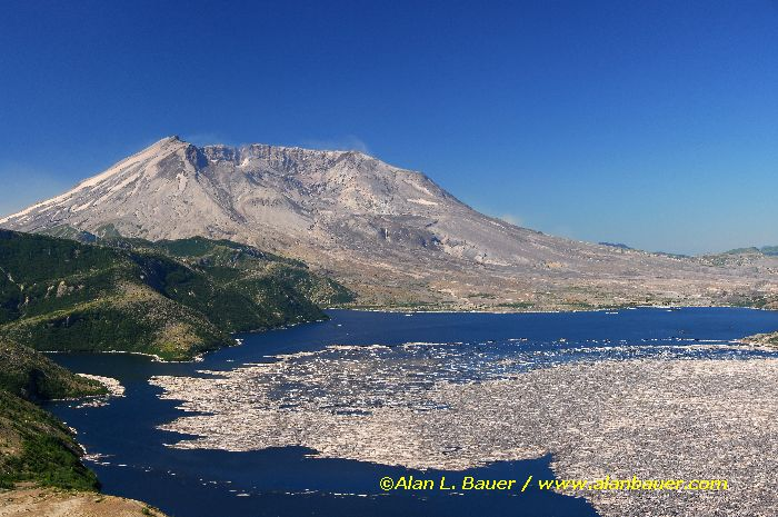 volcano mt st helens eruption