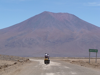 Biking the Altiplano!