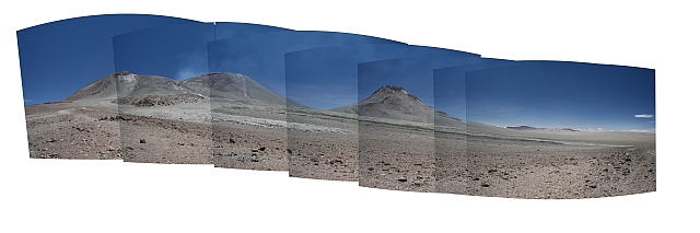 Panorama of Lascar