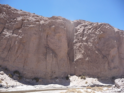 The Sifon Ignimbrite