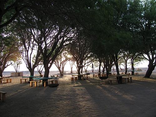 Paso Tres Campground