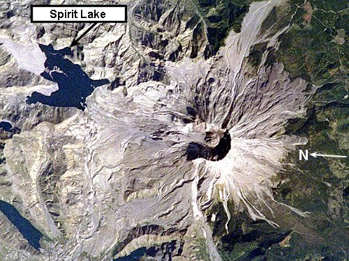 spirit lake - nasa