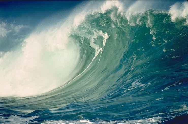 Tsunami Pictures Volcanogenic Tsunamis